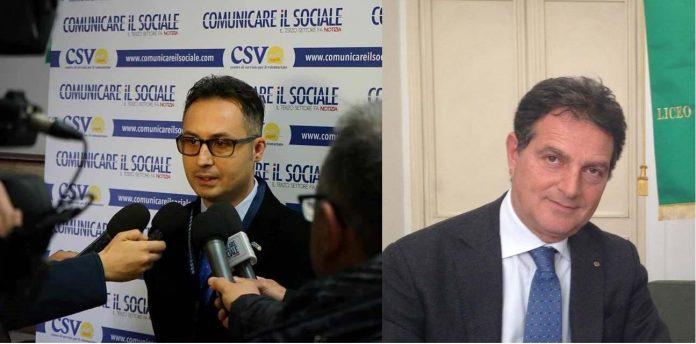 Nicola Caprio e Vincenzo Moretta