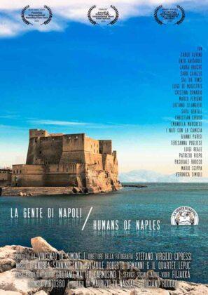 La gente di Napoli Humans of Naples