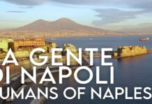 La gente di Napoli Humans of Naples