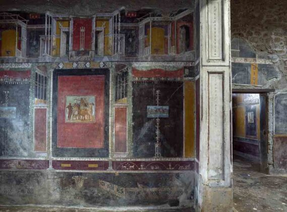 Pompei, Lucrezio Frontone