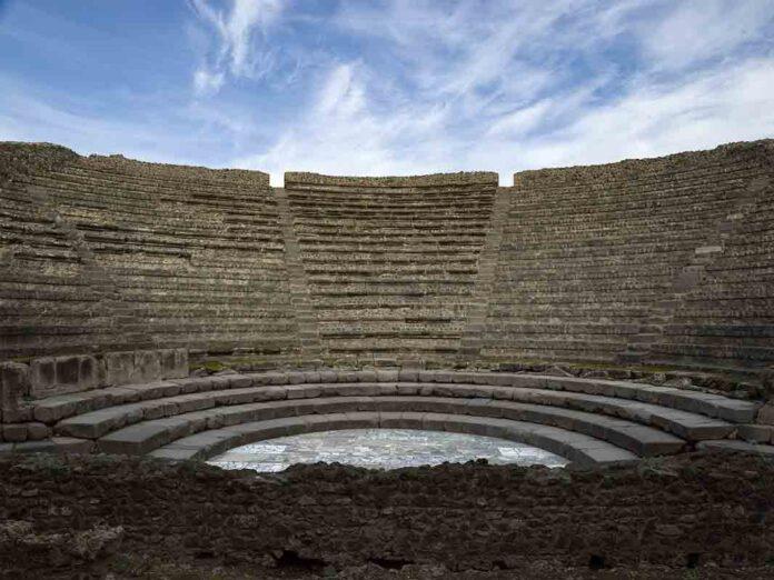 Pompei, Teatro Odeion