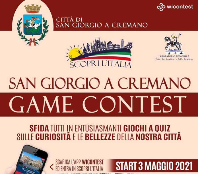 san giorgio a cremano game contest